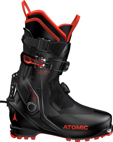 Atomic Backland Carbon Black/Red AE5020260