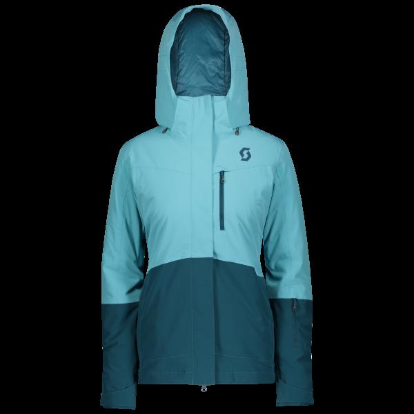 SCO Jacket W's Ultimate Dryo 10 br bl/maj bl