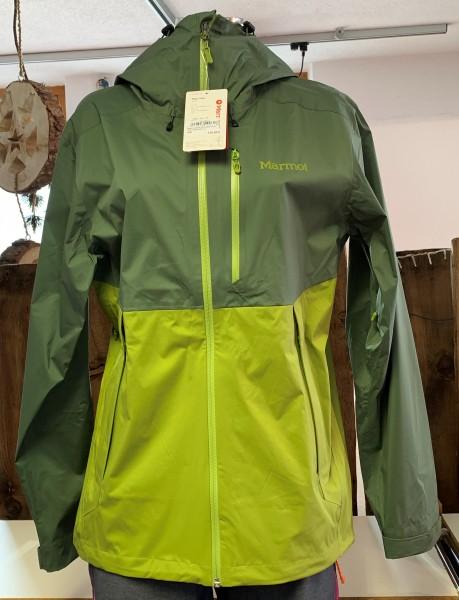Magus Jacket Crocodile/Cilantro