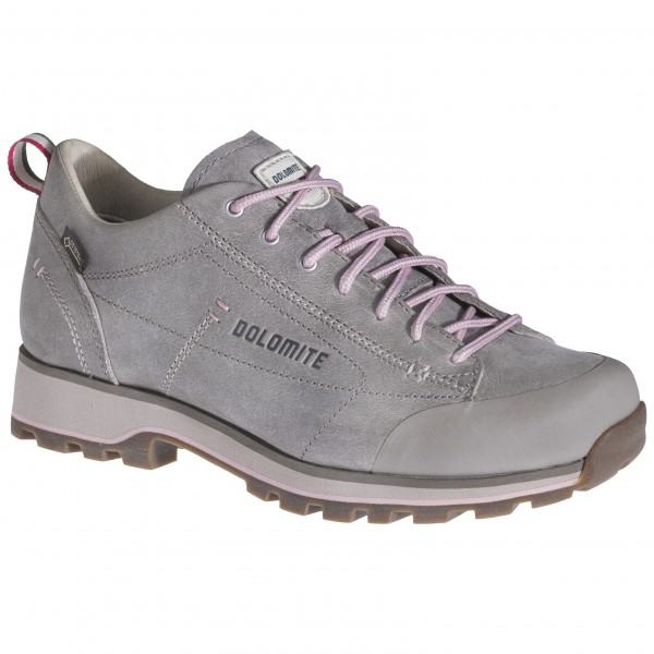 Dolomite Shoe Ws 54 Low Fg GTX Aluminium Grey 268010