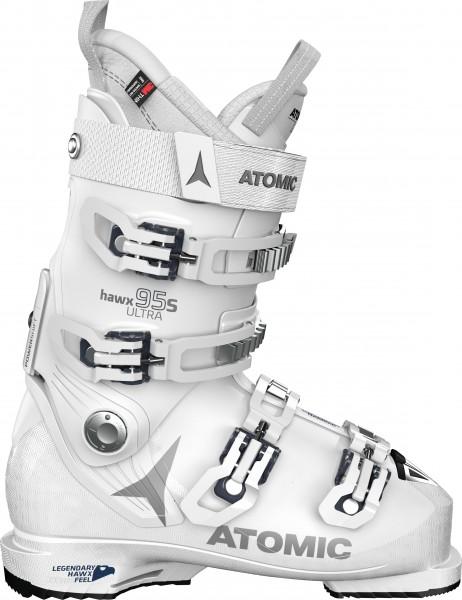 Atomic Hawx Ultra 95 S W White/Silver AE5022000