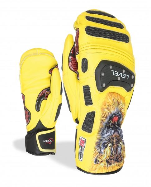 Level Glove SQ CF Mitt Black 3016UM