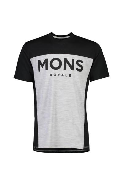 Mons Royale M. Redwood Enduro VT Black/Gre 100144-1155-064