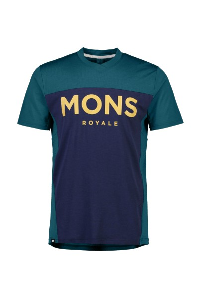 Mons Royale M. Redwood Enduro VT Teal/Navy 100144-1155-217