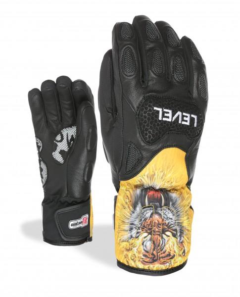 Glove SQ JR CF Mitt Black