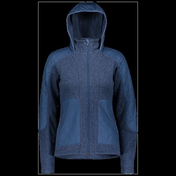 SCO Jacket Ws Defined Optic denim blue