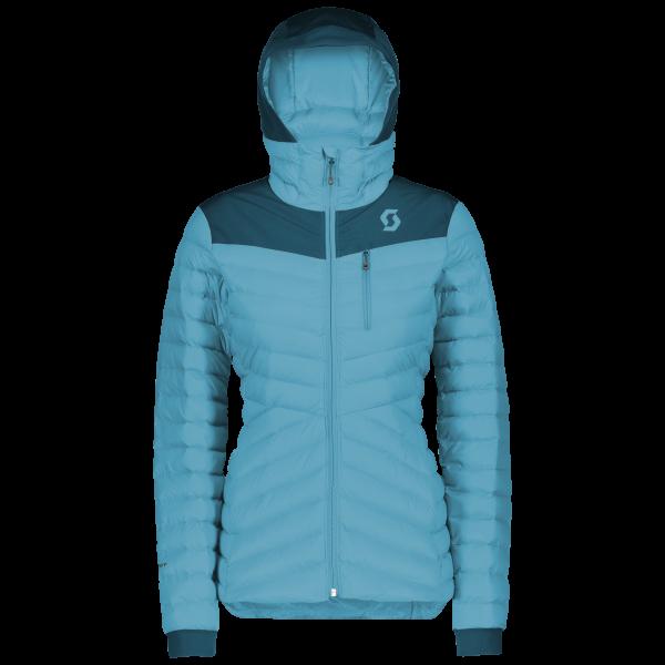 SCO Jacket W's Insuloft Warm maj bl/br bl