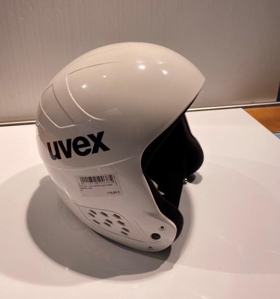 Uvex skihelm jump white S5660211005