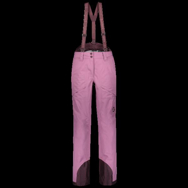 SCO Pant W's Explorair 3L cassis pink
