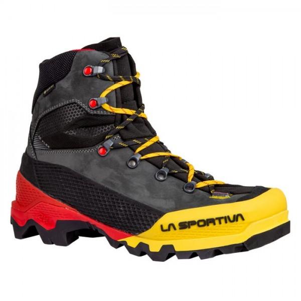 La Sportiva Aequilibrium LT GTX Black/Yell 21Y999100