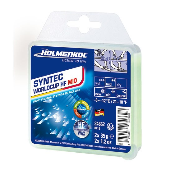 Syntec WorldCup HF MID 2x35 g