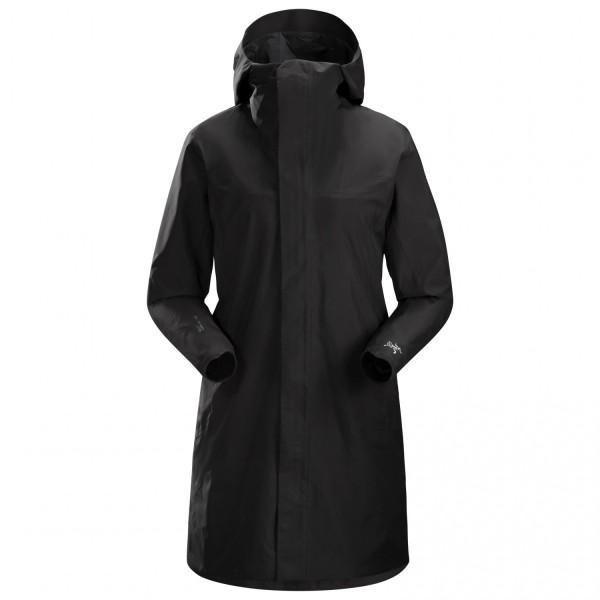 Solano Coat Womens Black