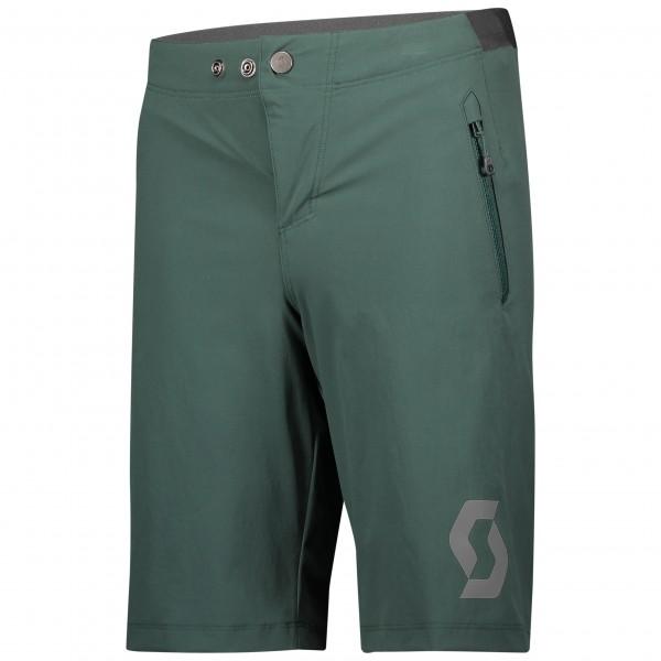 Scott Shorts JR Trail 10 smoked green (MIT INNENHOSE) 280404686