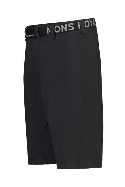 Mons Royale M. Virage Bike Shorts Black 100441-1139-001