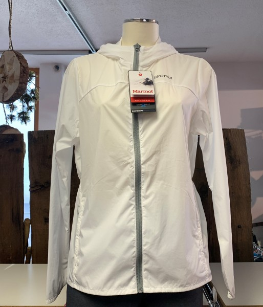Wms Air Lite Jacket White