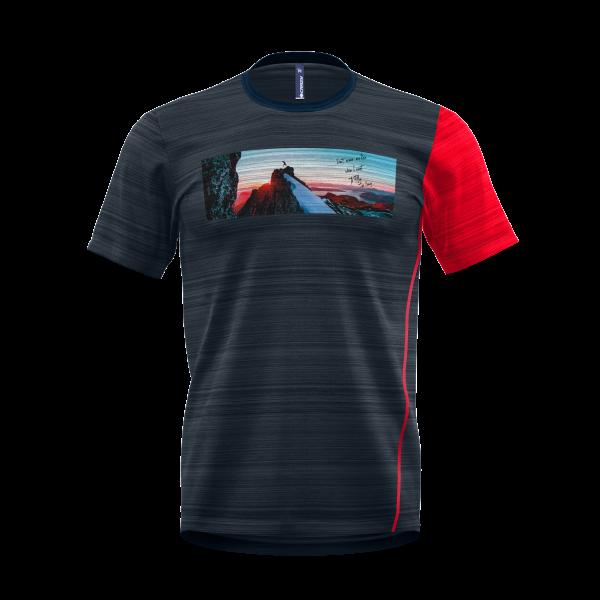 Crazy T-Shirt Gulp Man Fire S21096018U,64