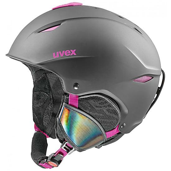 uvex primo black-pink mat