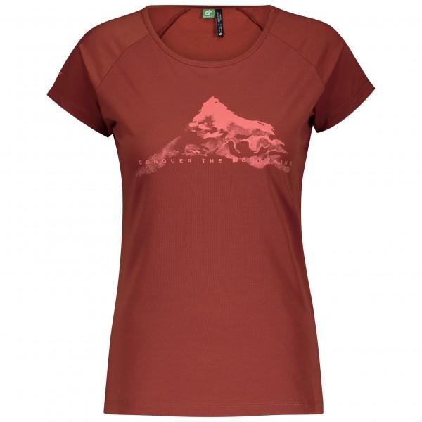 Scott Shirt W's Defined DRI Gr.rust 280955686