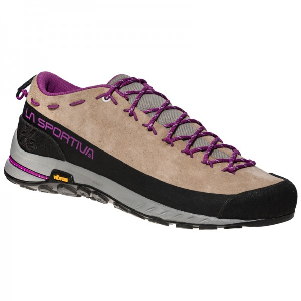 TX2 LEATHER Woman Sand/Purple