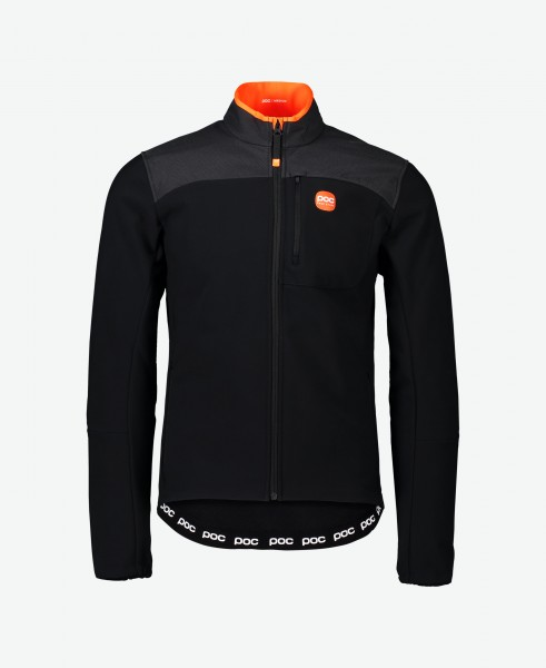 Poc Race Jacket JR black Kleidung Racing