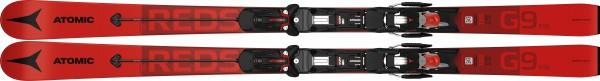 REDSTER G9 FIS J + 12 GW Red AASS02362