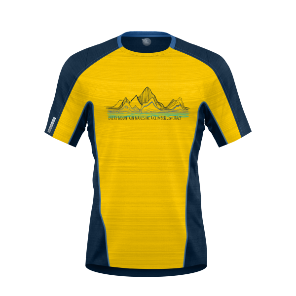 Crazy T-Shirt Acceleration Man Sulfu S21095124U, 09