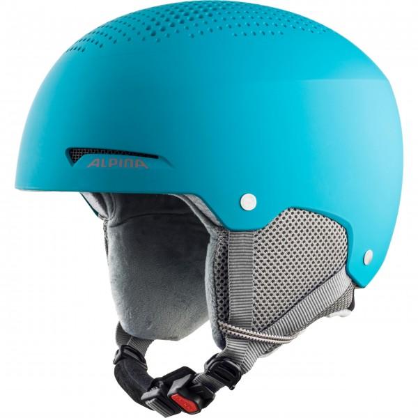 Alpina ZUPO turquoise Helm Ski