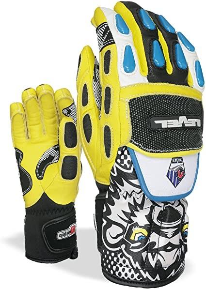 Glove Worldcup JR CF Black/Yellow