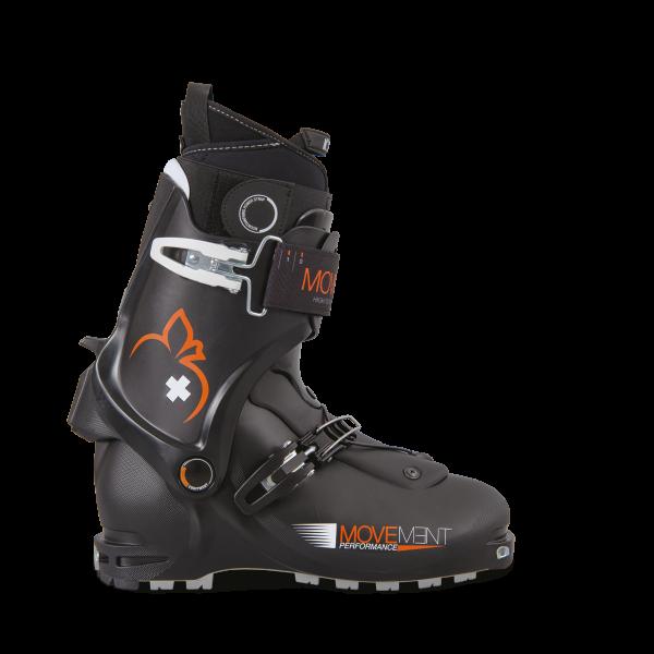 Performance Boots Palau black orange