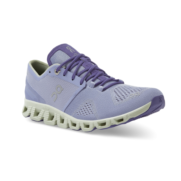On Running Cloud X Lavender I Ice 40.99697