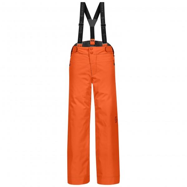 Scott Pant JR Vertic Dryo 10 orange