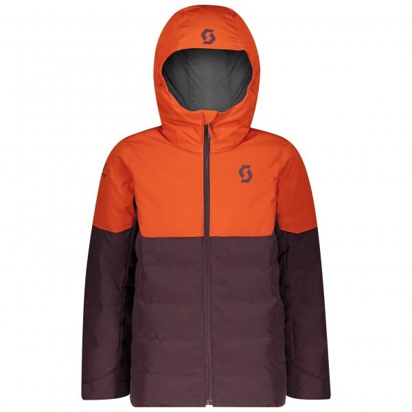 Scott Jacket JR Ult. Ins. orange