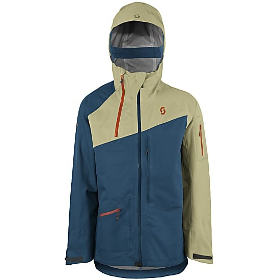 Jacket Vertic 3L sahara beige/ 244271