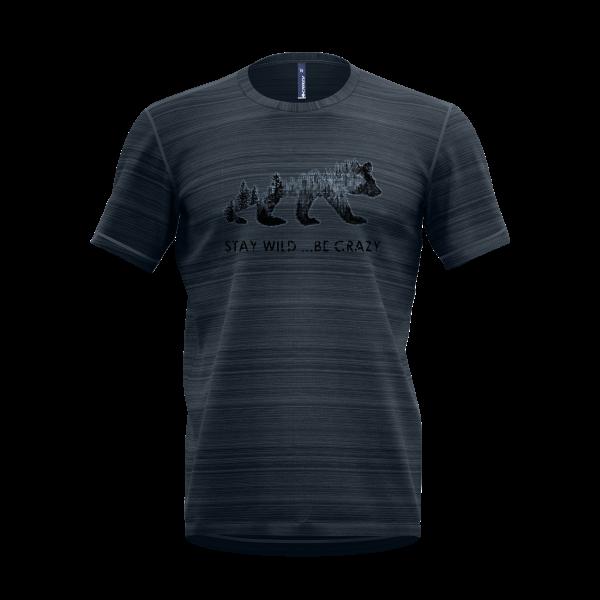 Crazy T-Shirt Delay Man Climb S21096023U,X101