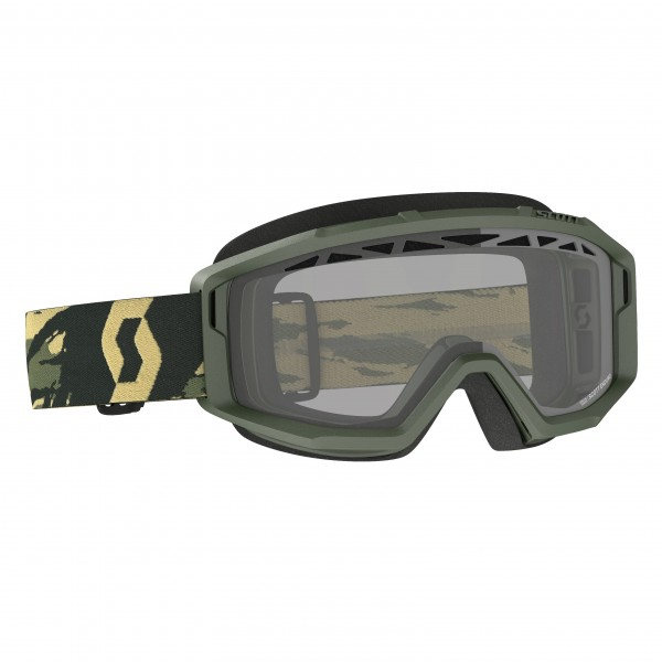 Goggle Primal Enduro Camo Kaki 278599