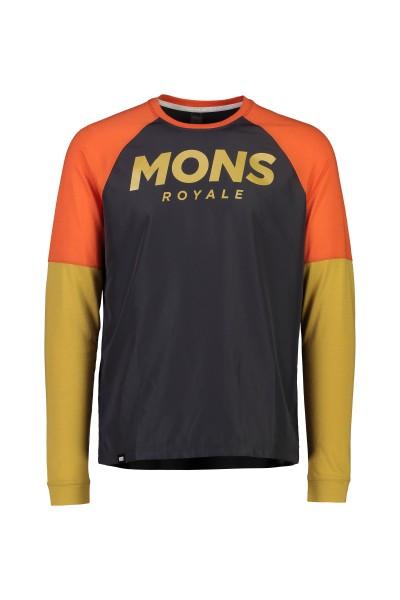 Mons Royale M.Tarn Freer. LS WJersey Deser 100330-1151-216
