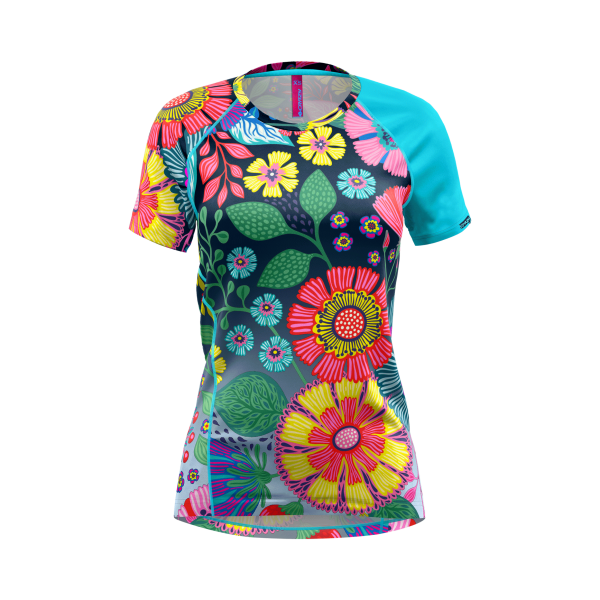 Crazy T-Shirt Mountain Flash W.Dardi S21096102D,X087
