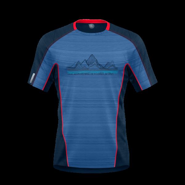 Crazy T-Shirt Acceleration Man Fire S21095124U,85