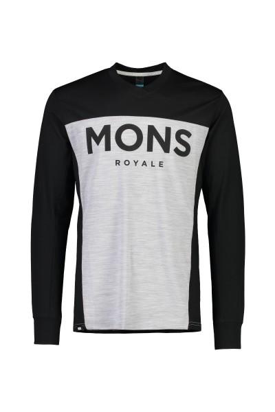 Mons Royale M. Redwood Enduro VLS Black/Gr 100143-1155-064