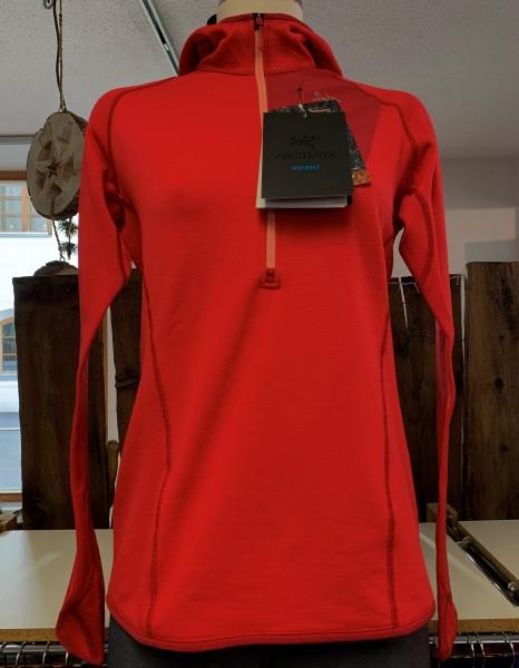 Konseal Hoody Womens Red